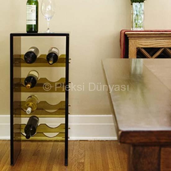 şarap standı