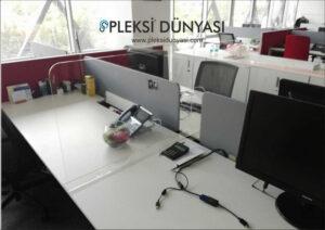 ofis içi virüs paravanlari